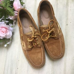 Sperry Topsider Low Top Loafer Boat Shoes